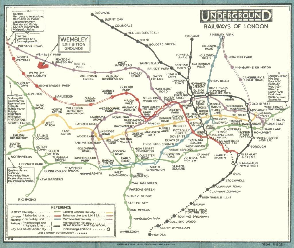 stingemores map 1925